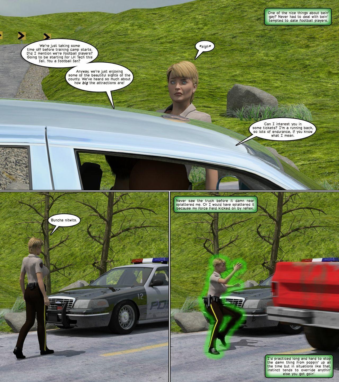 [Tecknophyle] Green Guardian Origins 1-4 - part 2
