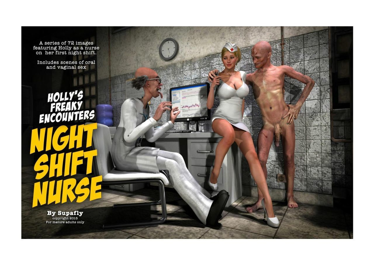 [Supafly] Holly\'s Freaky Encounters - Night Shift Nurse