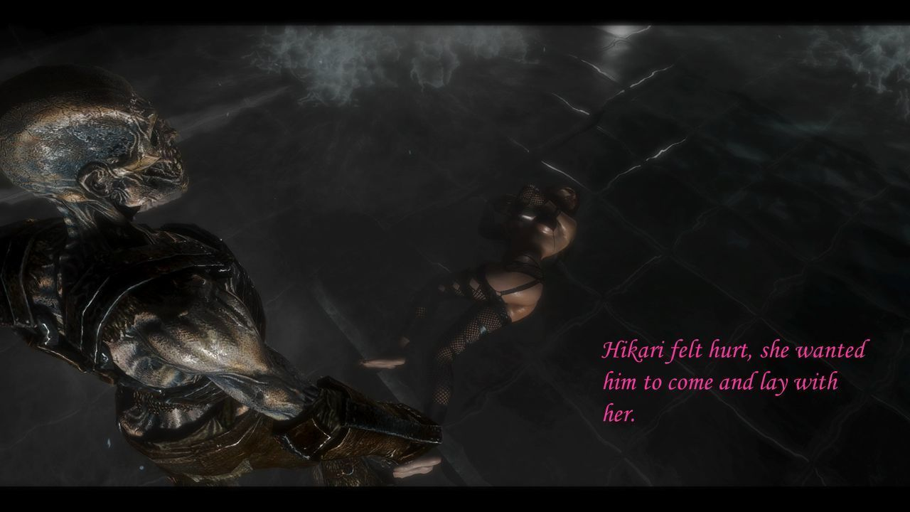 Hikari\'s Plunder Episode 1: Lust of Anubis - part 7
