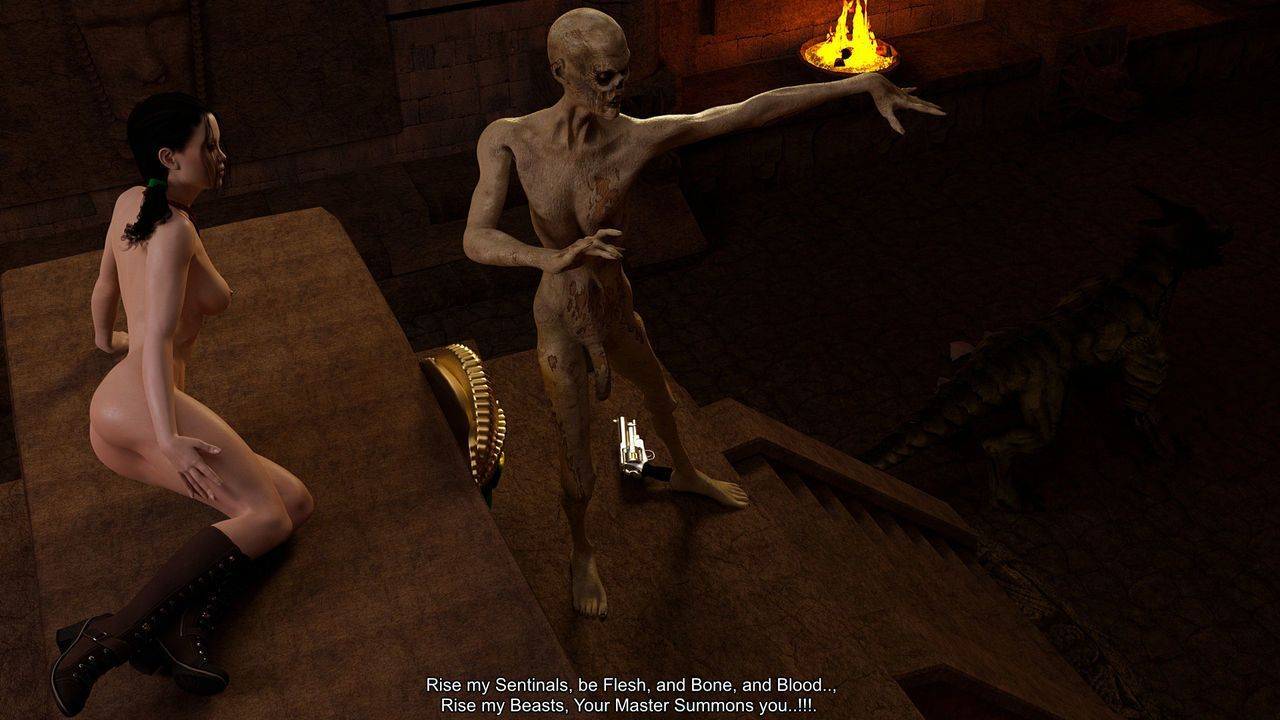 DarkSoul3D - Tomb Raider - The Death Mask of \'Ku\'k Bahlam\' - part 5