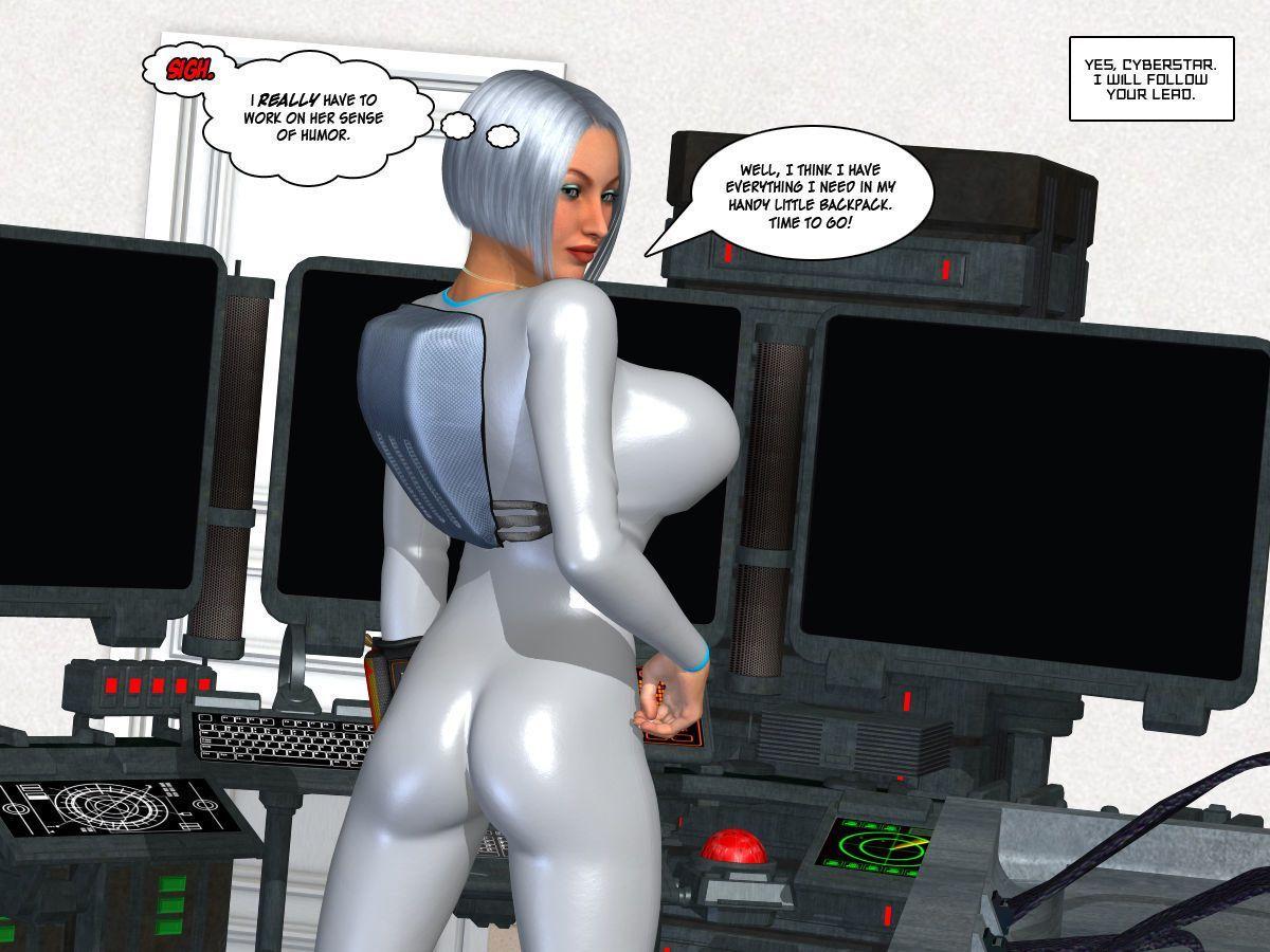 [Dr. Robo - MCtek] Cyberstar and Frandroid 1-7 - part 2