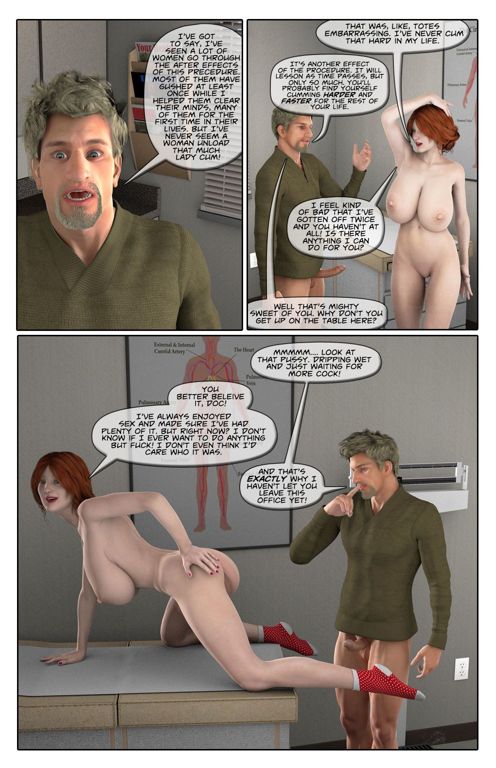 Growing Pains - part 2