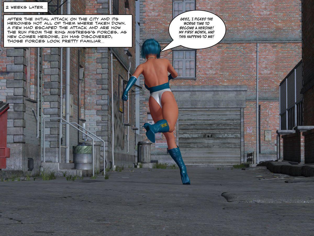 [MCtek] Grime City Stories: Reformat 1-7 - part 6