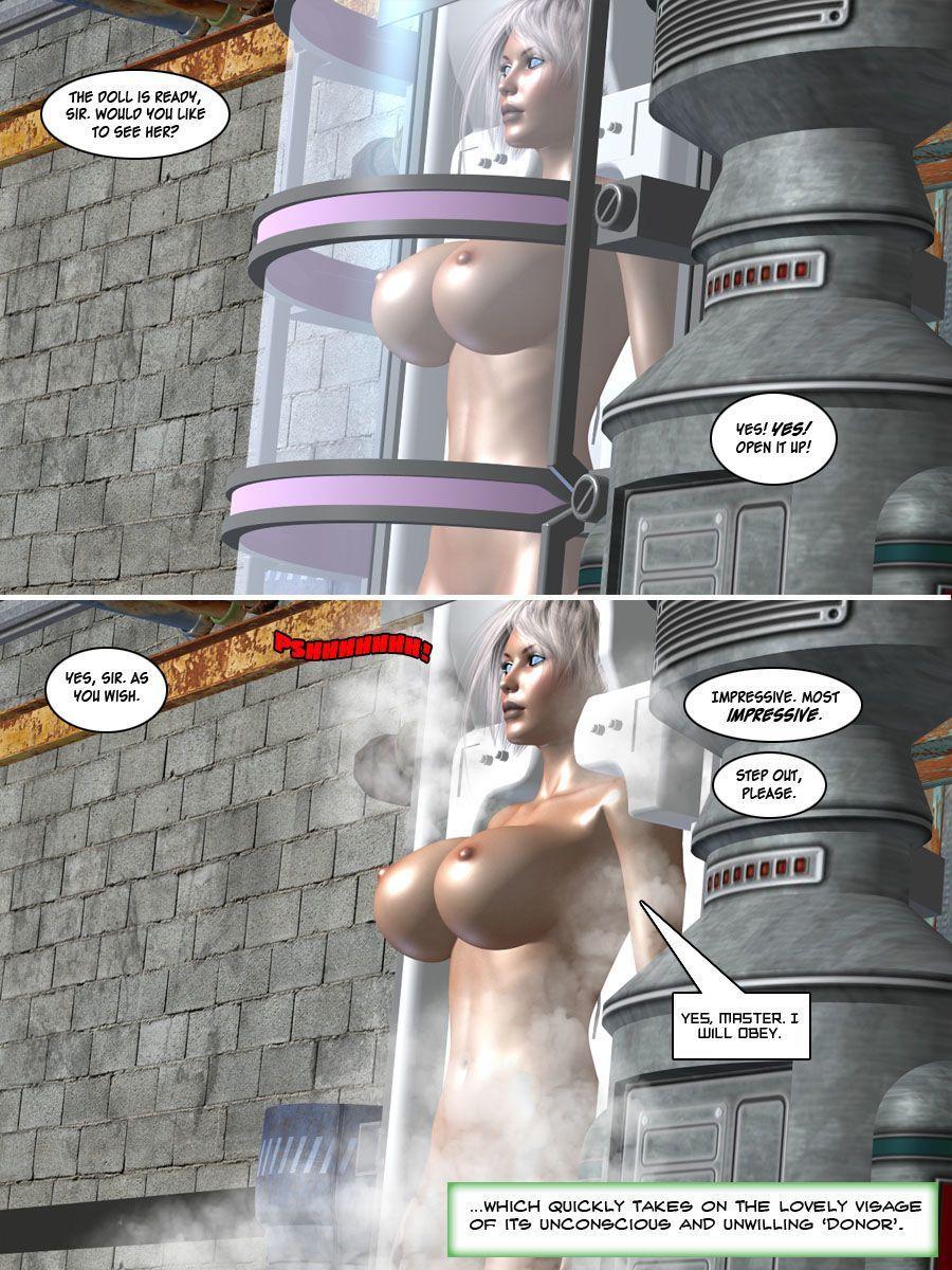 [MCtek-Dr.Robo] Grime City Stories - An Acquired Taste 1-26 - part 9
