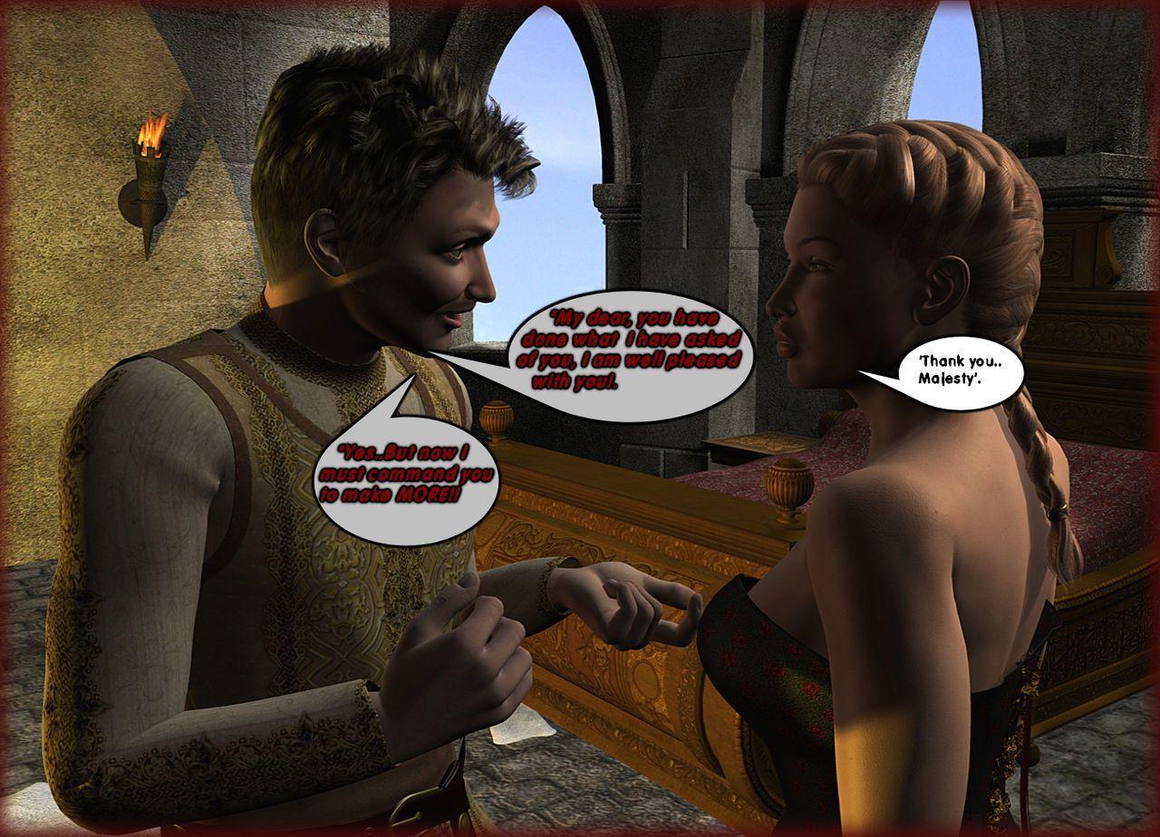 Twisted Fairy Tales - Rumplestiltskin - part 2