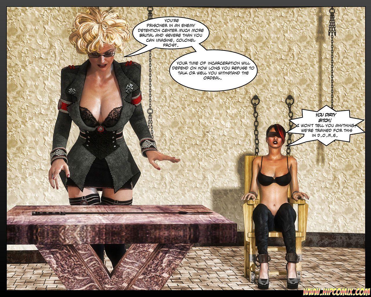 V.I.L.E. New Reich - Issue #1-4