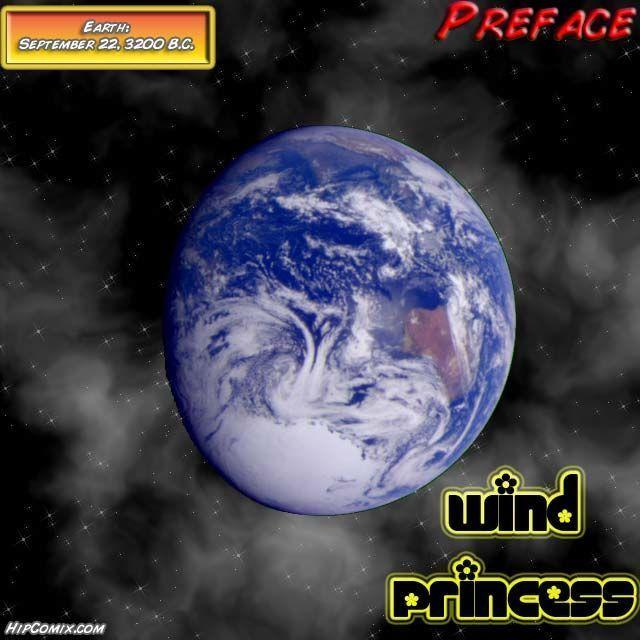 Wind Princess 1-7