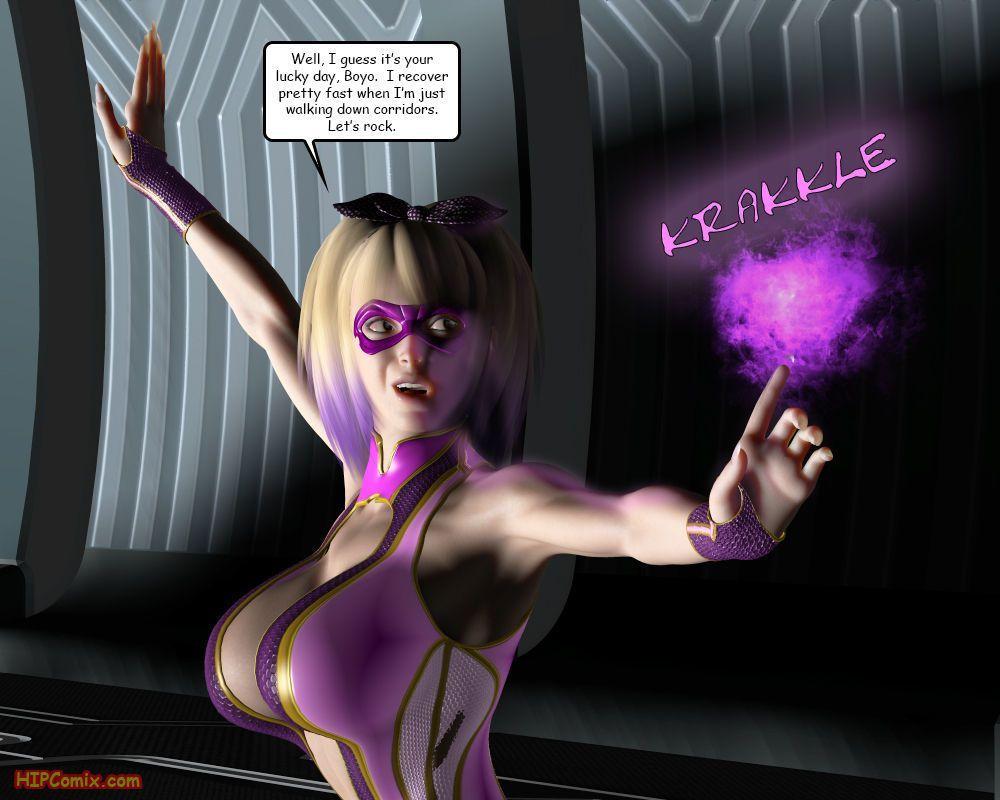 [Dakkar] Ultra-Violet 1-12 - part 9