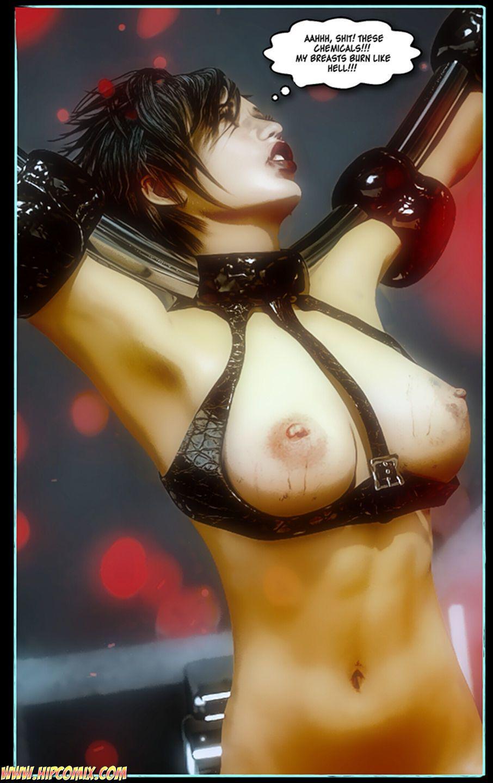 [Mitru] Hip Girl - Captive of Guul 1-8 - part 4