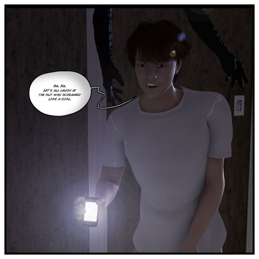 [Infinity Sign] One Night Treat - part 2