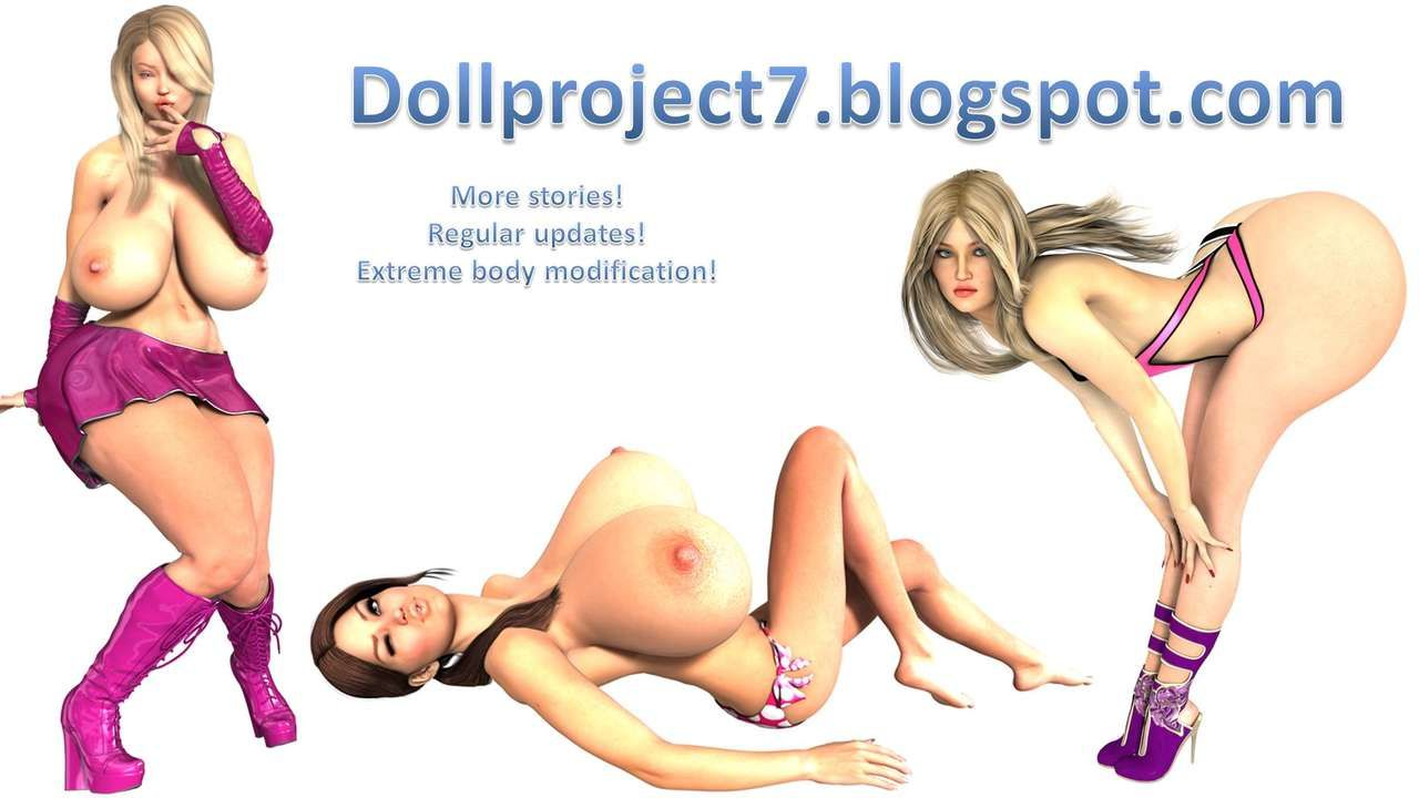 (Doll Project 7) Tylissa Smith - part 3