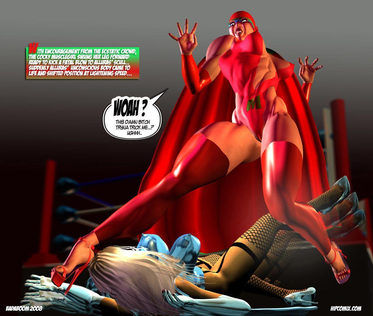 Badaboom Allura 6 Issue 13 - 15 (English) - part 2