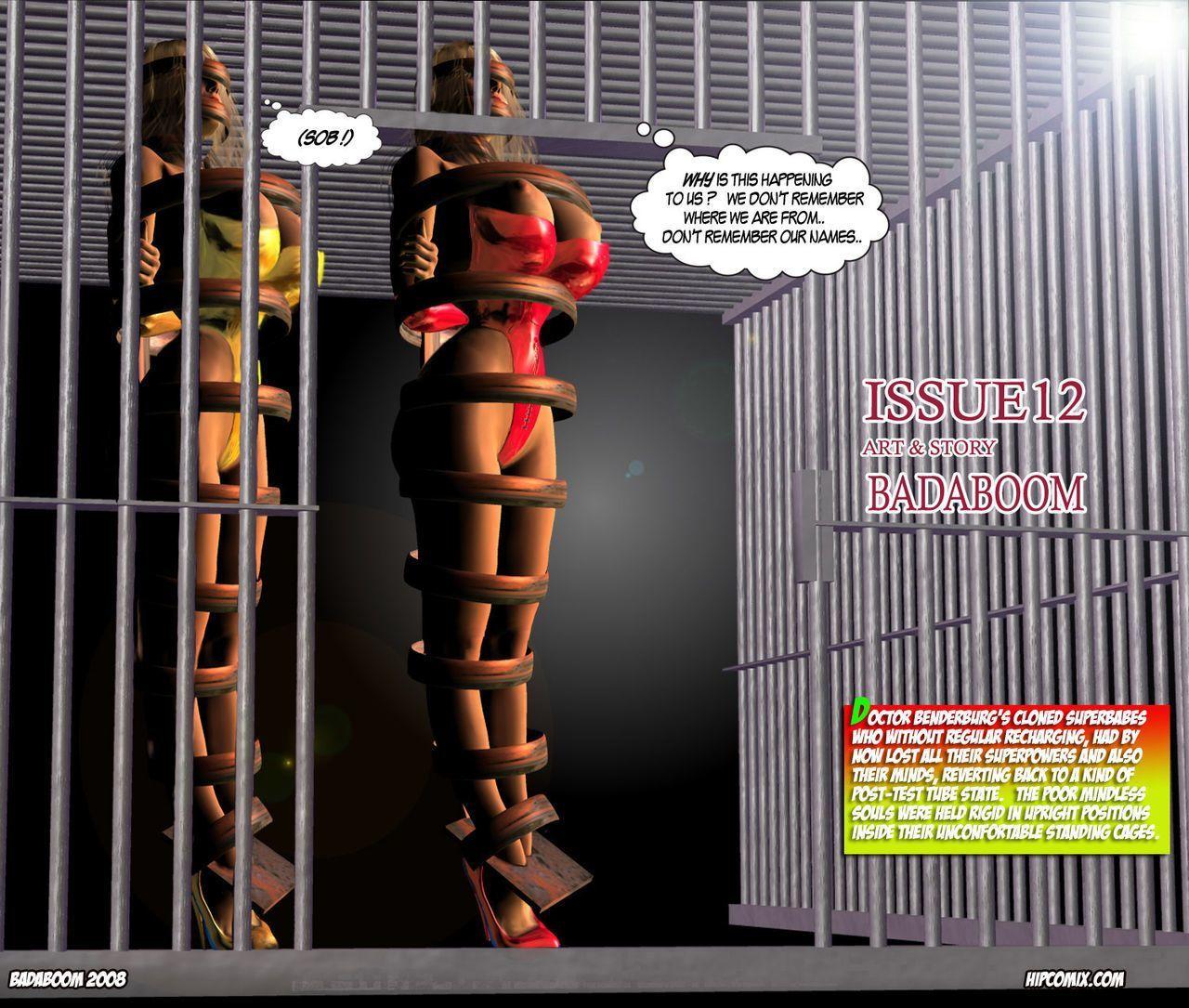 Badaboom Allura 6 Issue 11 and 12 (English) - part 2