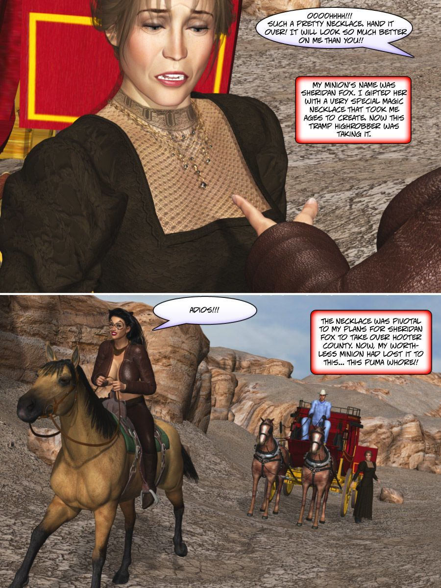 Sex Pets of the Wild West 26 - 33 - part 4