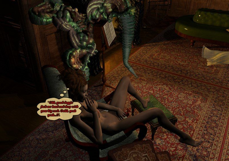 [DarkSoul3D] Cthulhu Chronicles \'Library Horror\'