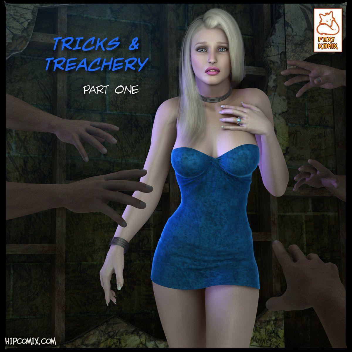 [Foxy Komix] Tricks & Treachery 1-2