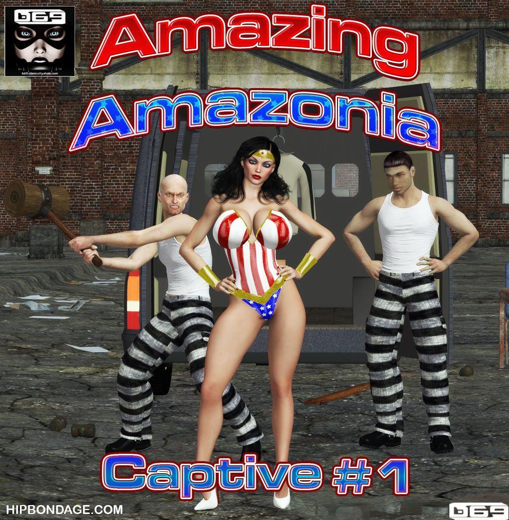 [B69] Amazing Amazonia - Captive 1-5