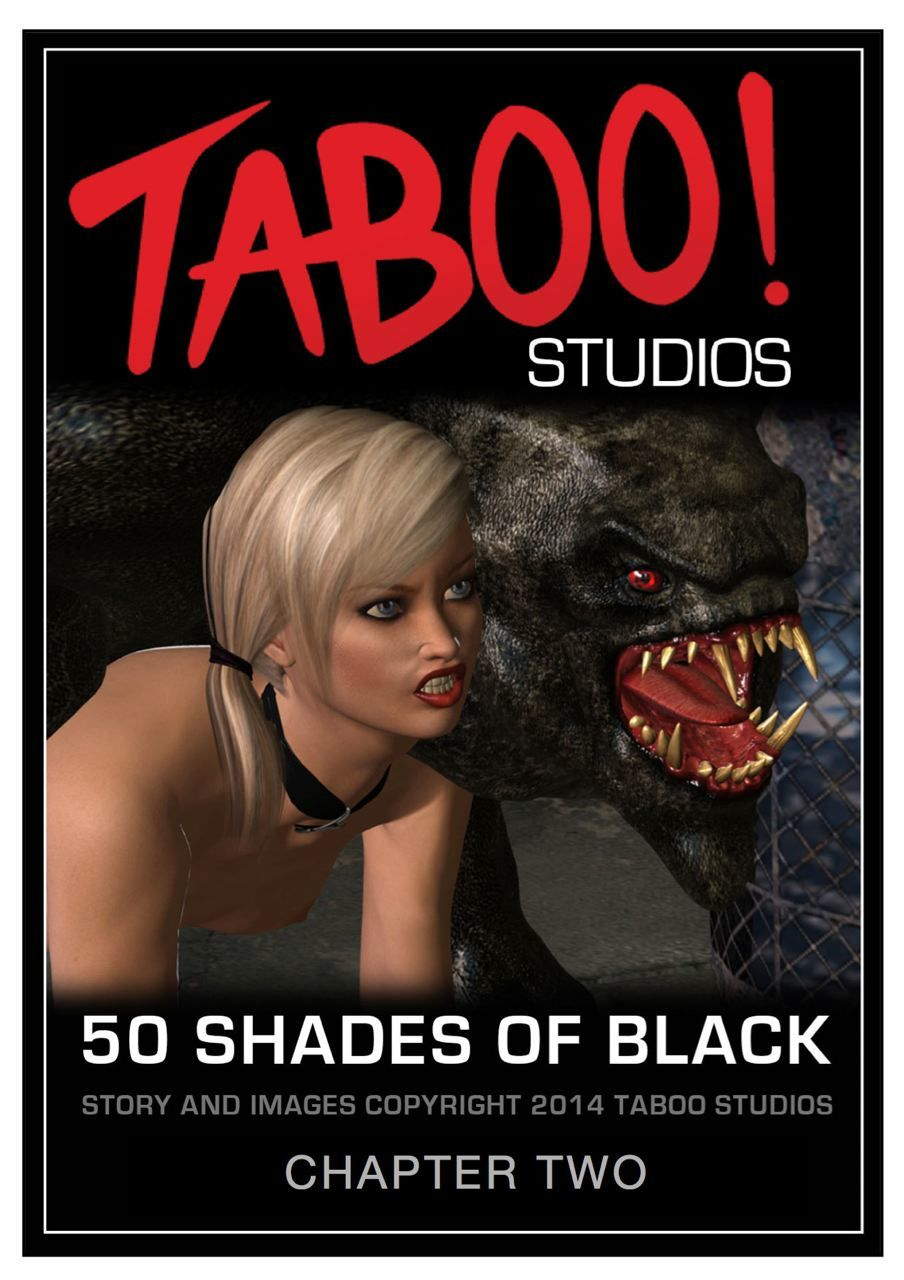 50 Shades of Black Chapter 2