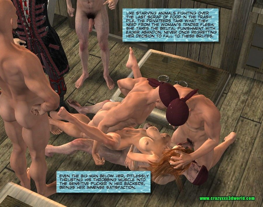 Crazyxxx3DWorld - Mythology 1 - part 3