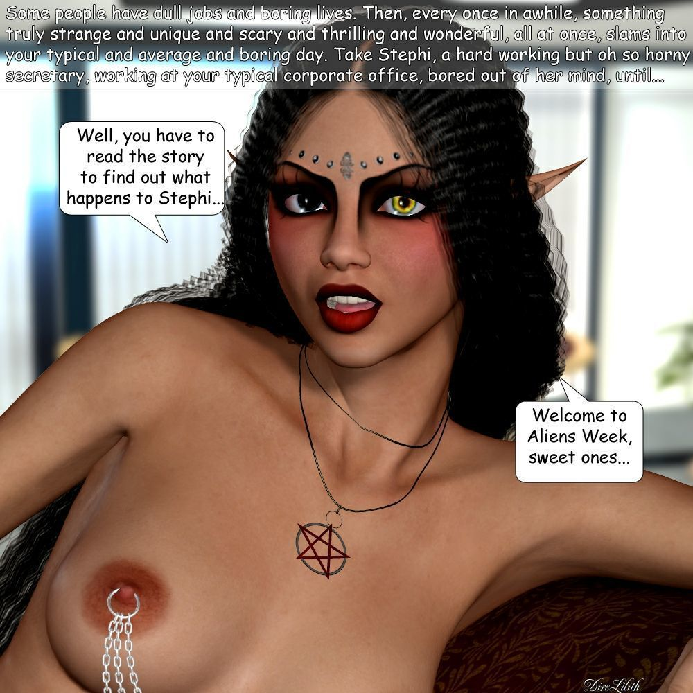 [Dire Lilith] The Stuffing of Stephi