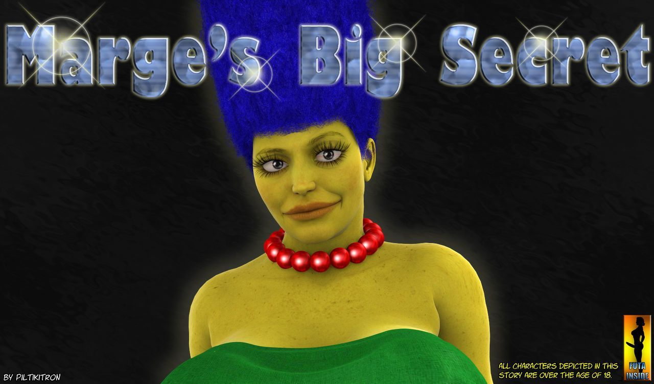[PILTIKITRON] Marge\'s Big Secret (The Simpsons)