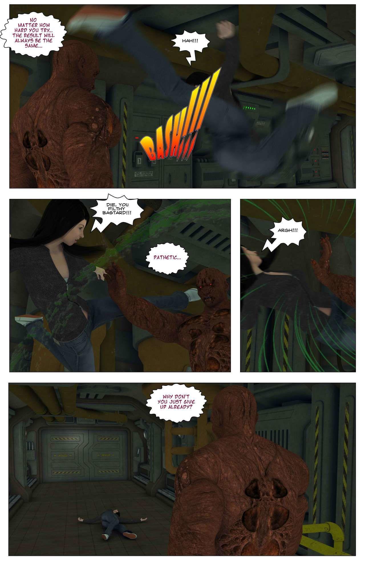 Shadow Ranger Zero: deleted scene