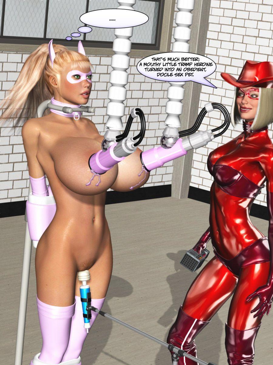 Sex Pets of the Wild West 22-25 - part 2