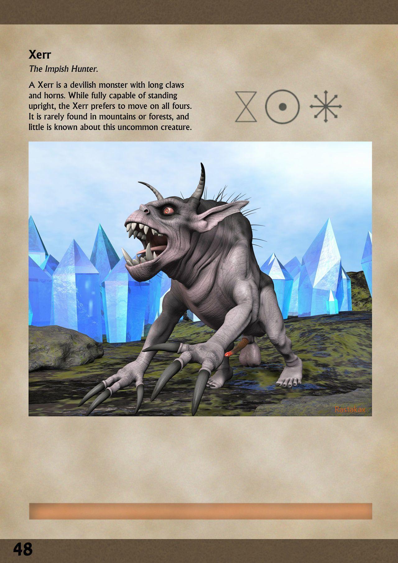 ! MonsterBestiarity-BB - part 3