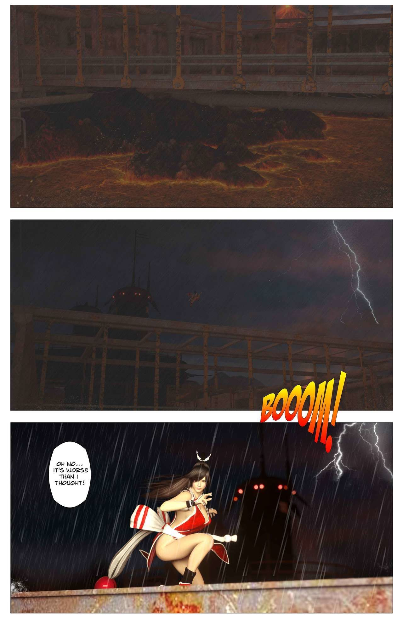 Sin Fighters X - part 3
