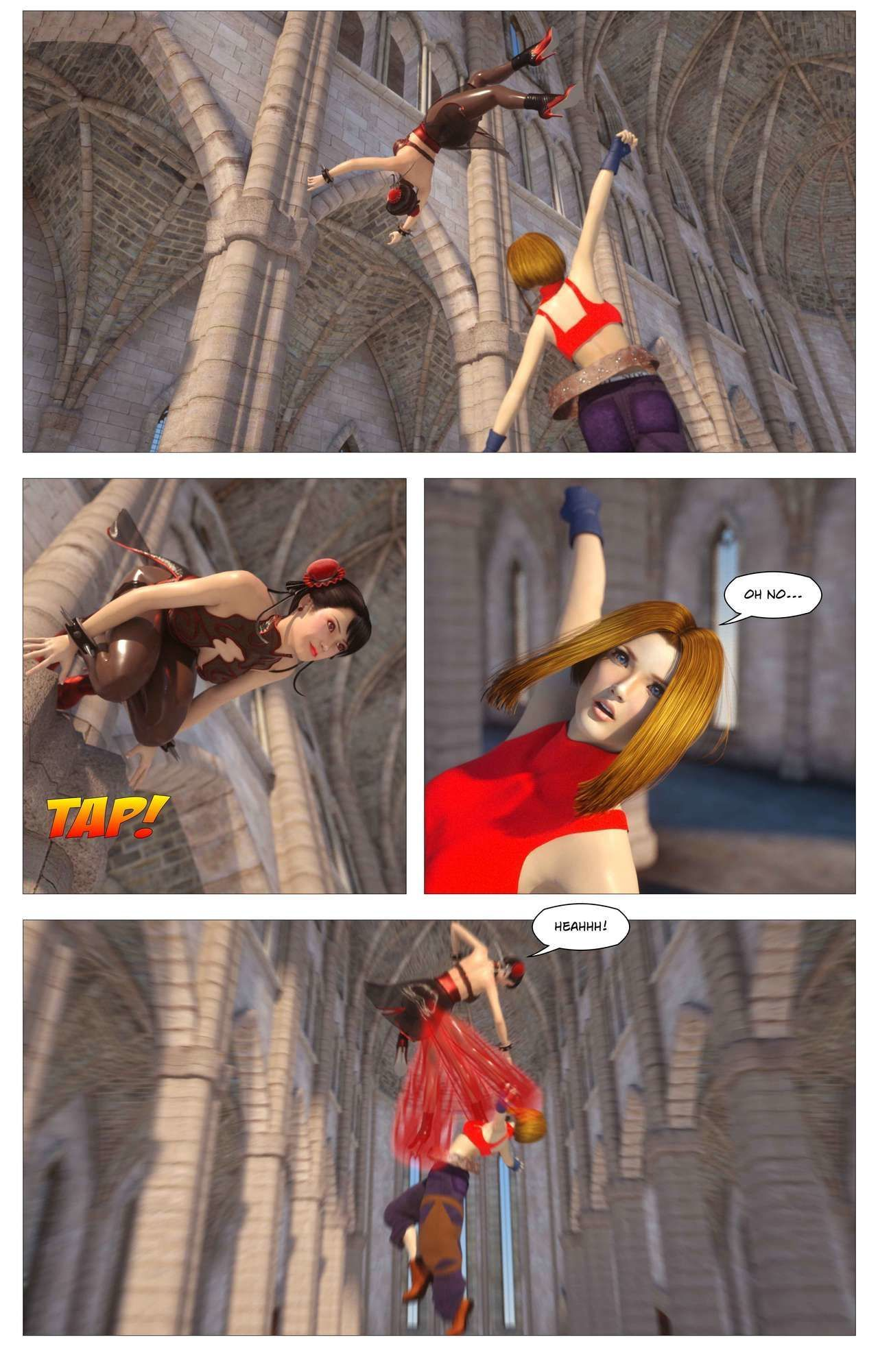 Sin Fighters X - part 4