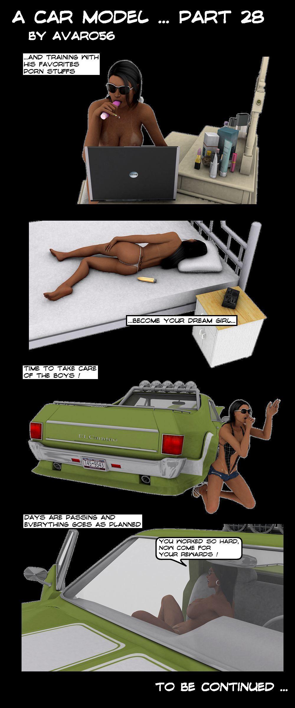 [Avaro56] A Car Model - part 2
