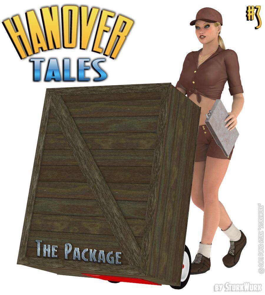 [SturkWurk] Hanover Tales & Other Short Works