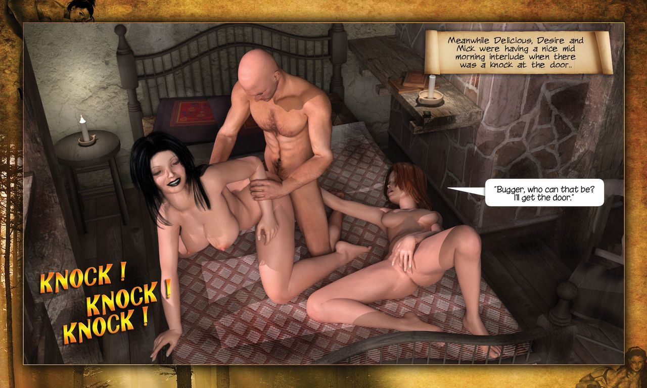 Delicious And Desire 2&3 - part 5