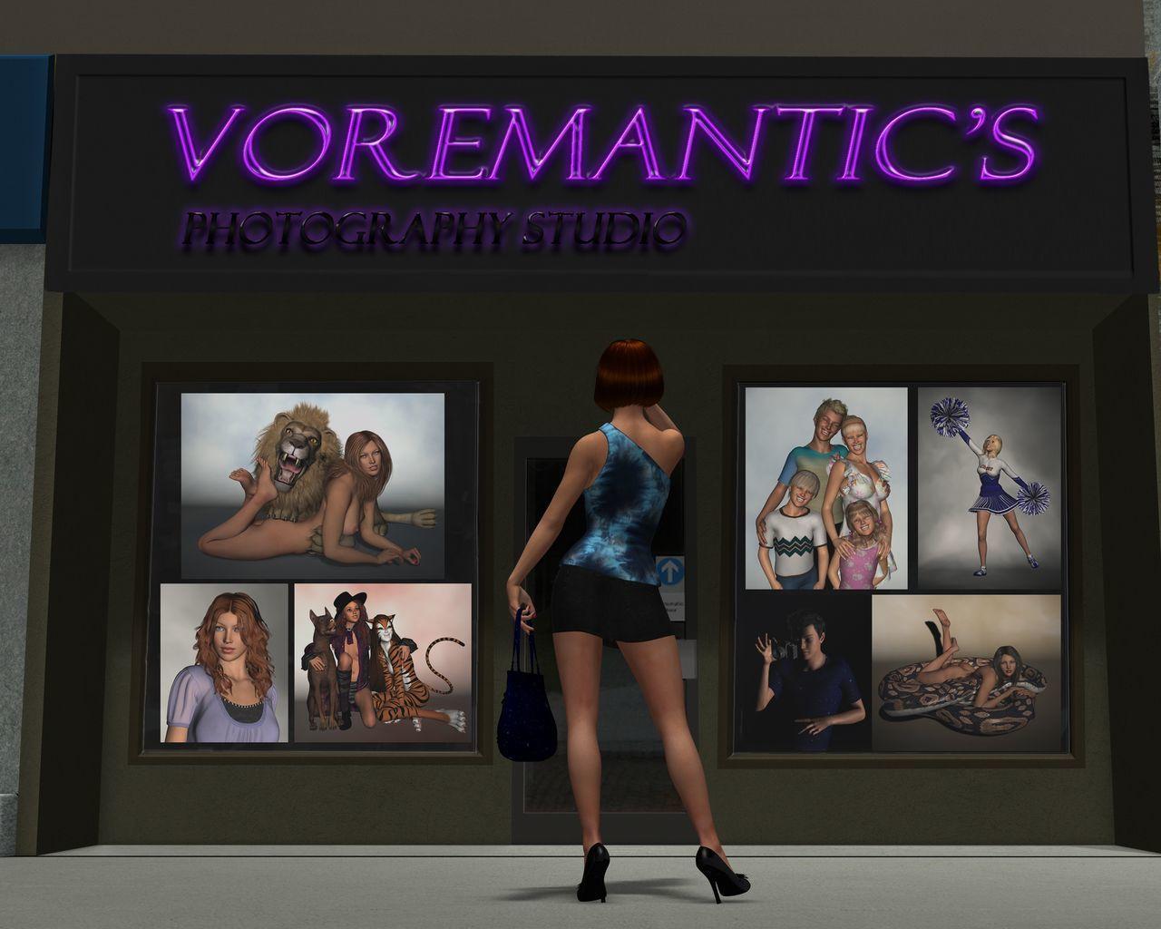 [Voremantic] Photography studio