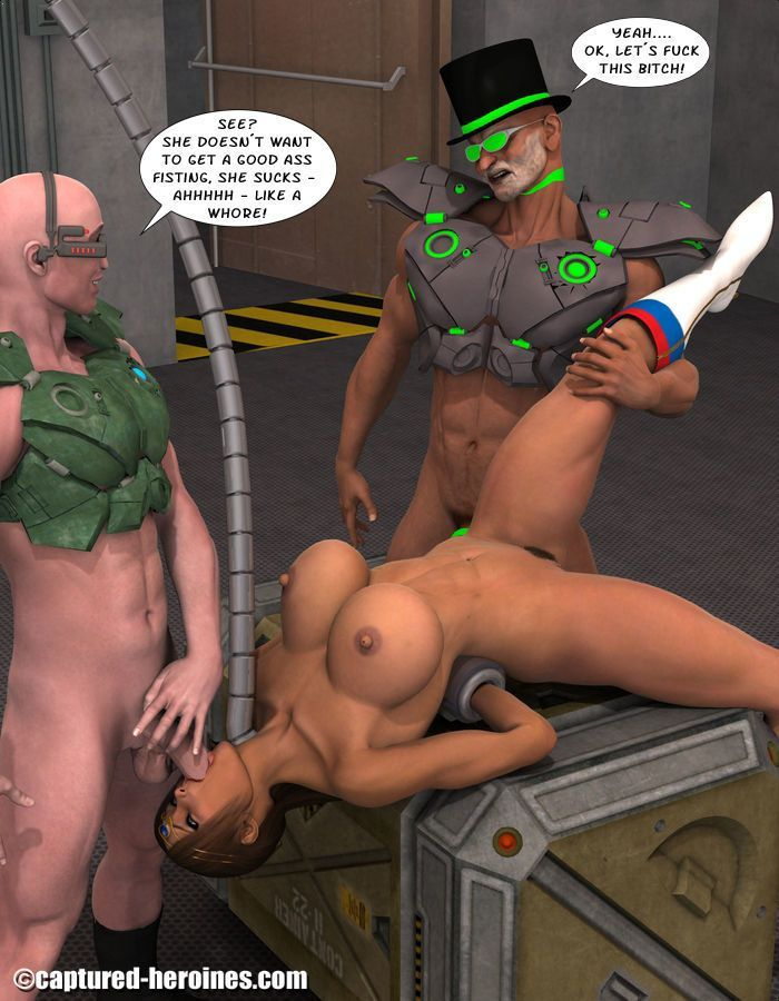 Lady Freedom - part 8