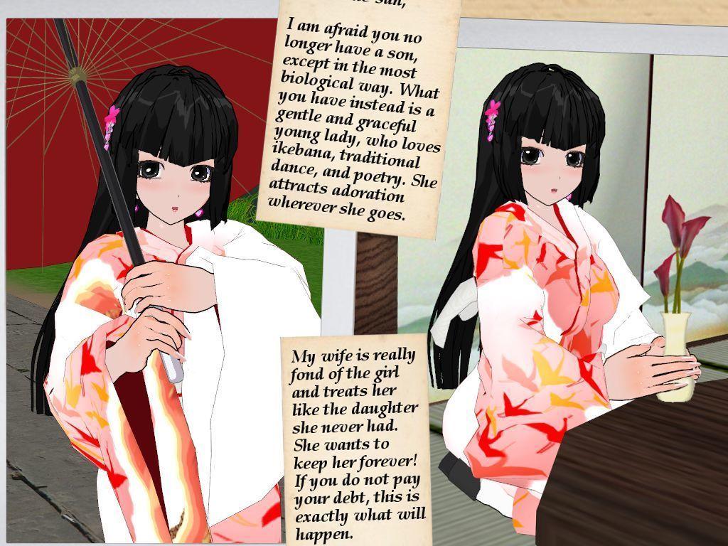 [Flamekin2] Letters from the Yakuza