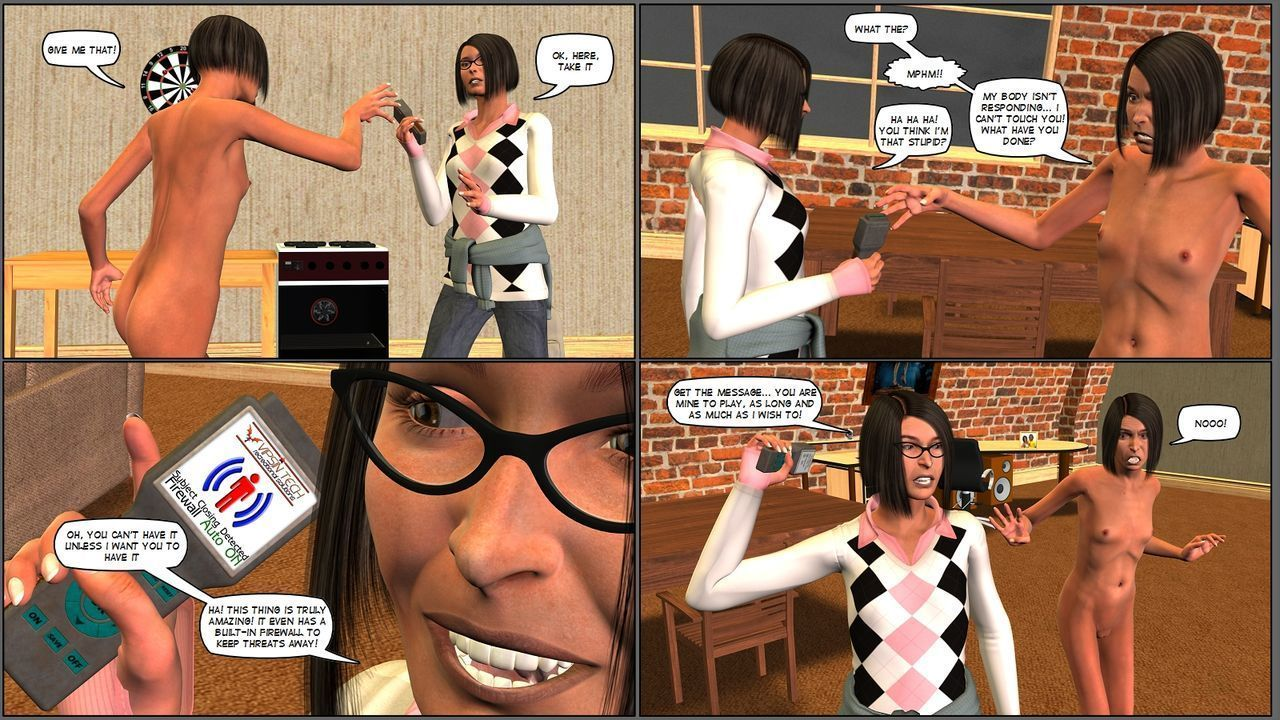 VipCaptions - Master PC 2 : Remotely Fun - part 2