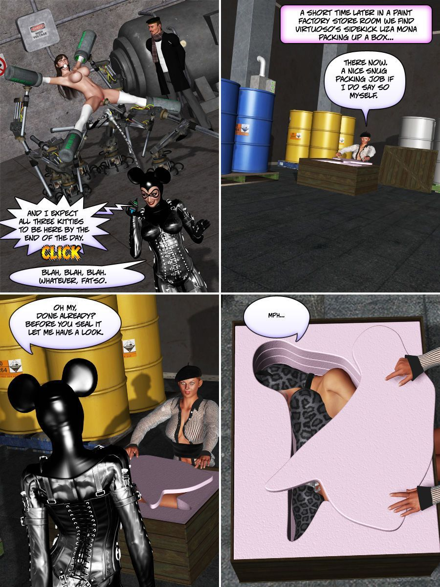 [Metrobay] The Painting (Complete) - part 4