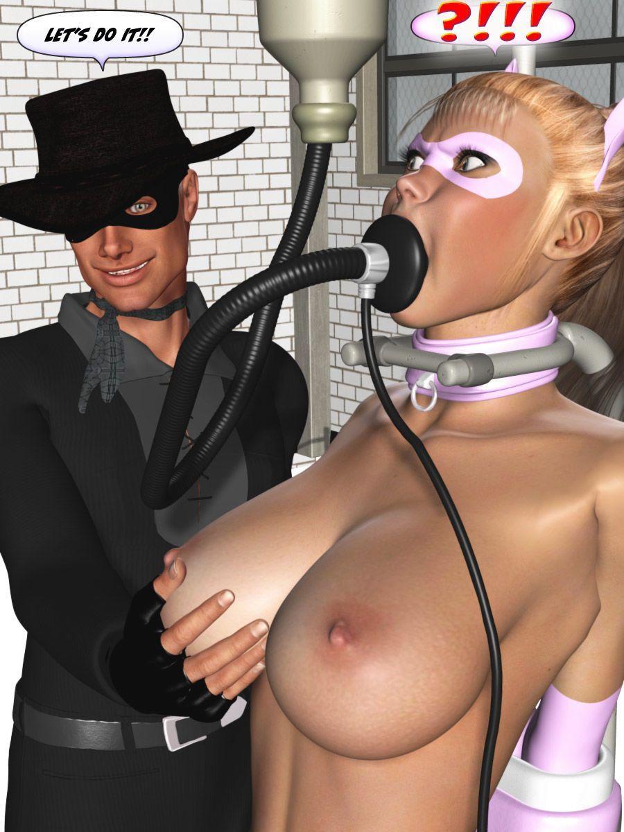 Sex Pets of the Wild West 13-21 - part 5