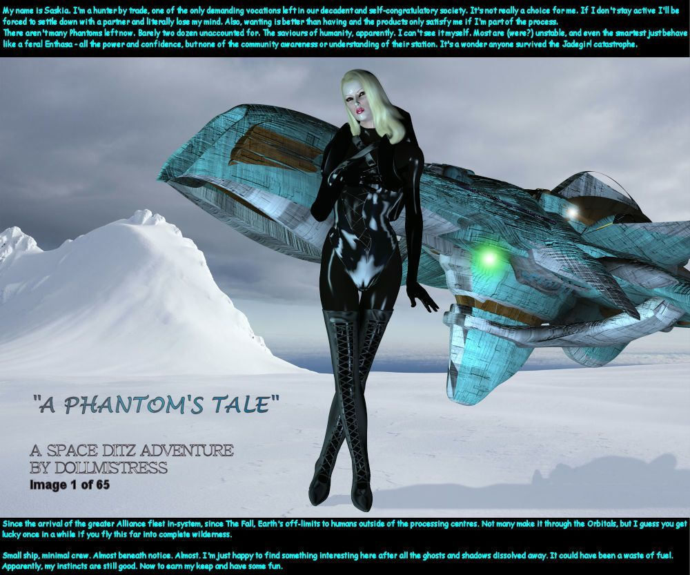 Dollmistress- A Phantom\'s Tale