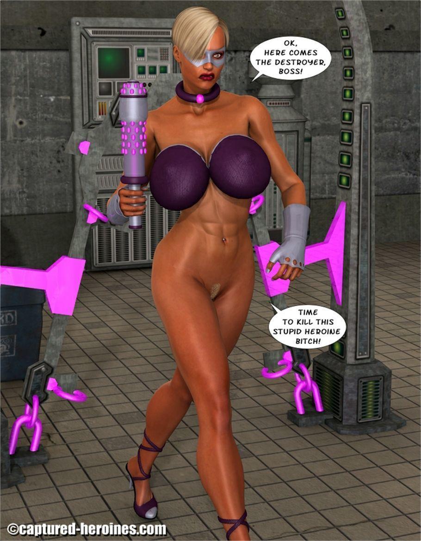 Object 31 - Revenge - part 8