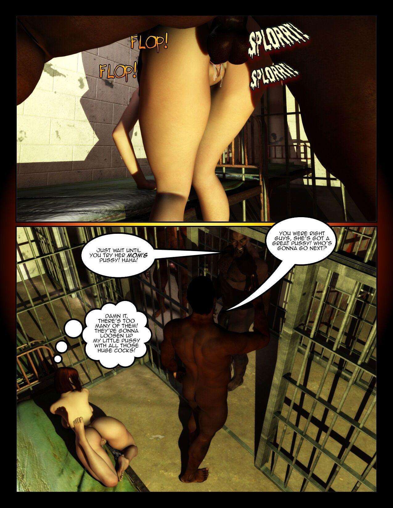 (moiarte) Prison Ladies IV [english]