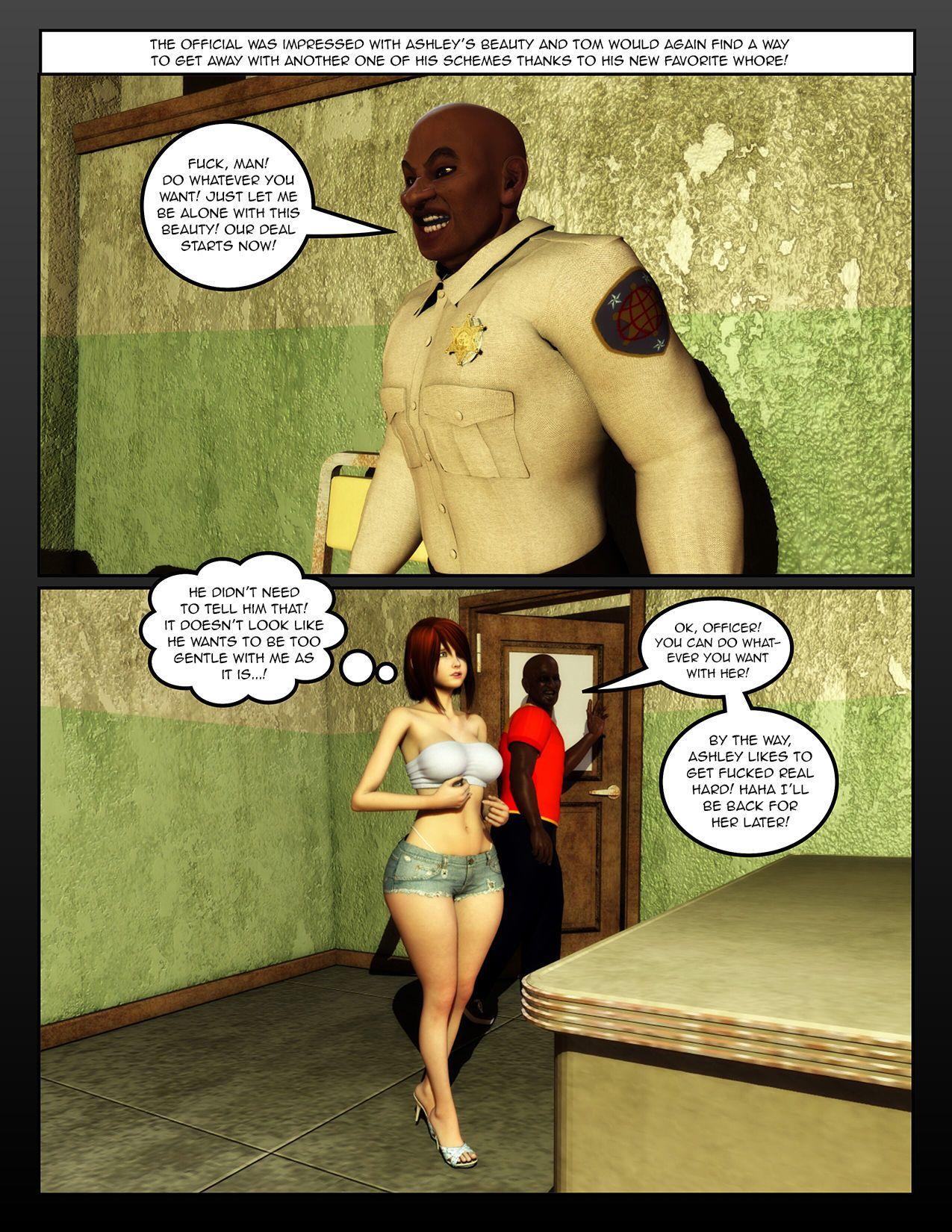 (moiarte) Prison Ladies III [English]