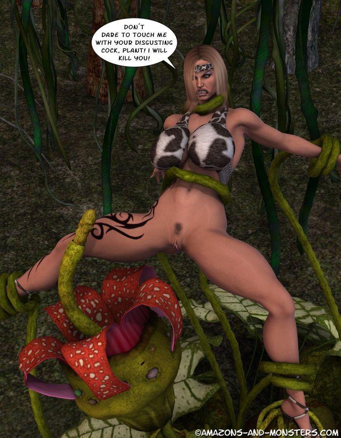 [Amazons & Monsters] Melousa\'s Misadventure