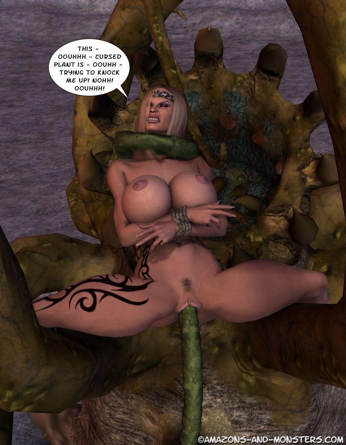 [Amazons & Monsters] Melousa\'s Misadventure - part 5