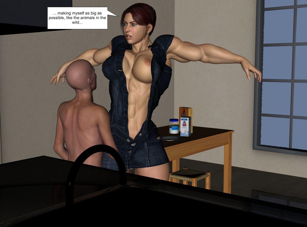 Amber & Julian (Marjory The Horny bitch ) by TST