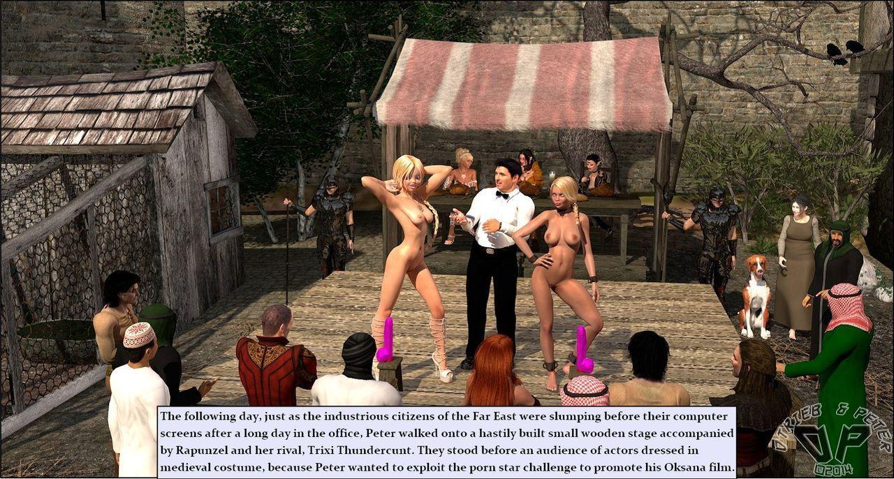 Porn Star Challenge - Part One - part 3