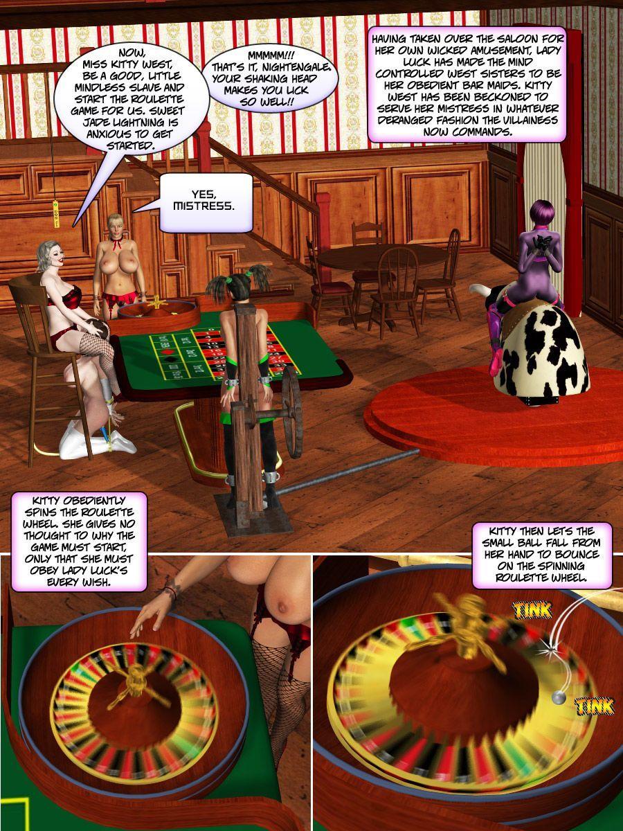 Sex Pets of the Wild West 1-12 - part 7
