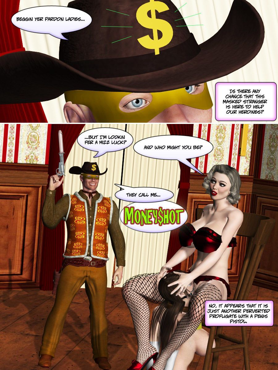 Sex Pets of the Wild West 1-12 - part 8