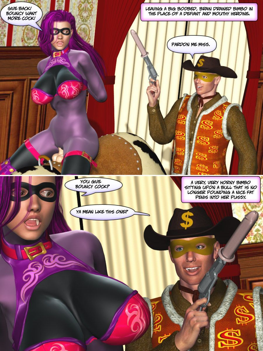 Sex Pets of the Wild West 1-12 - part 9